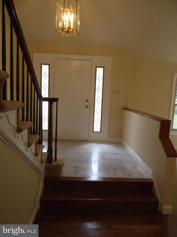 Foyer - 13426 CAVALIER WOODS DR, CLIFTON