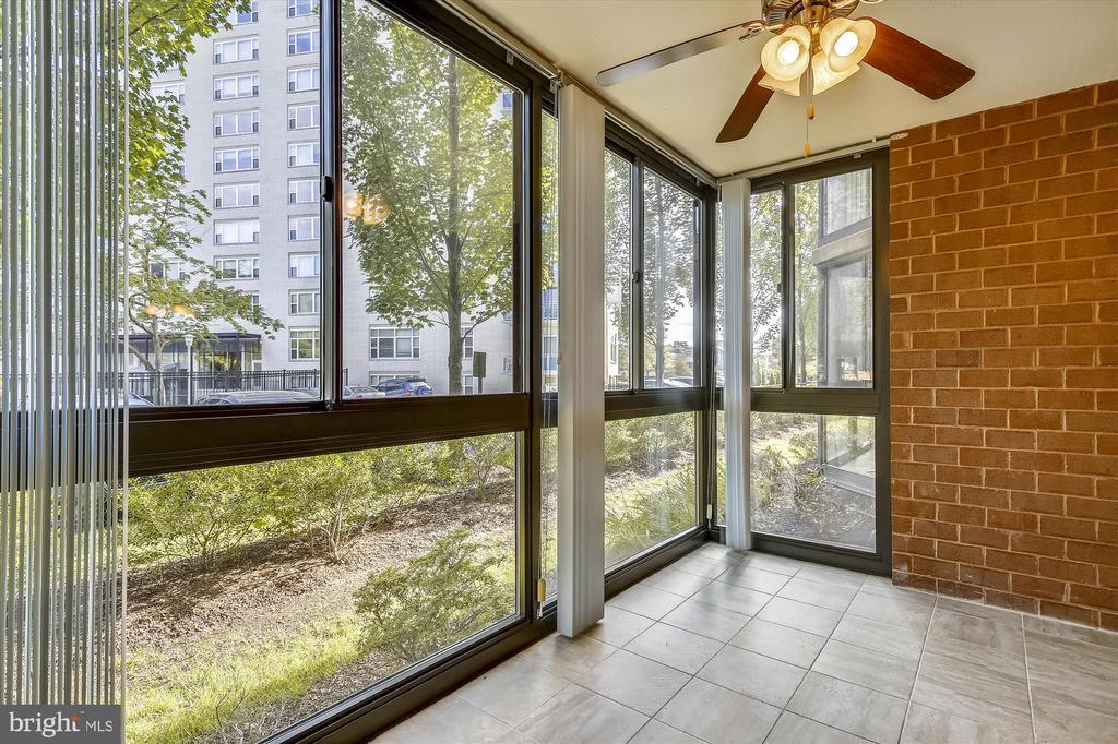 A Comfortable and Functional Space - 1001 N RANDOLPH ST #107, ARLINGTON