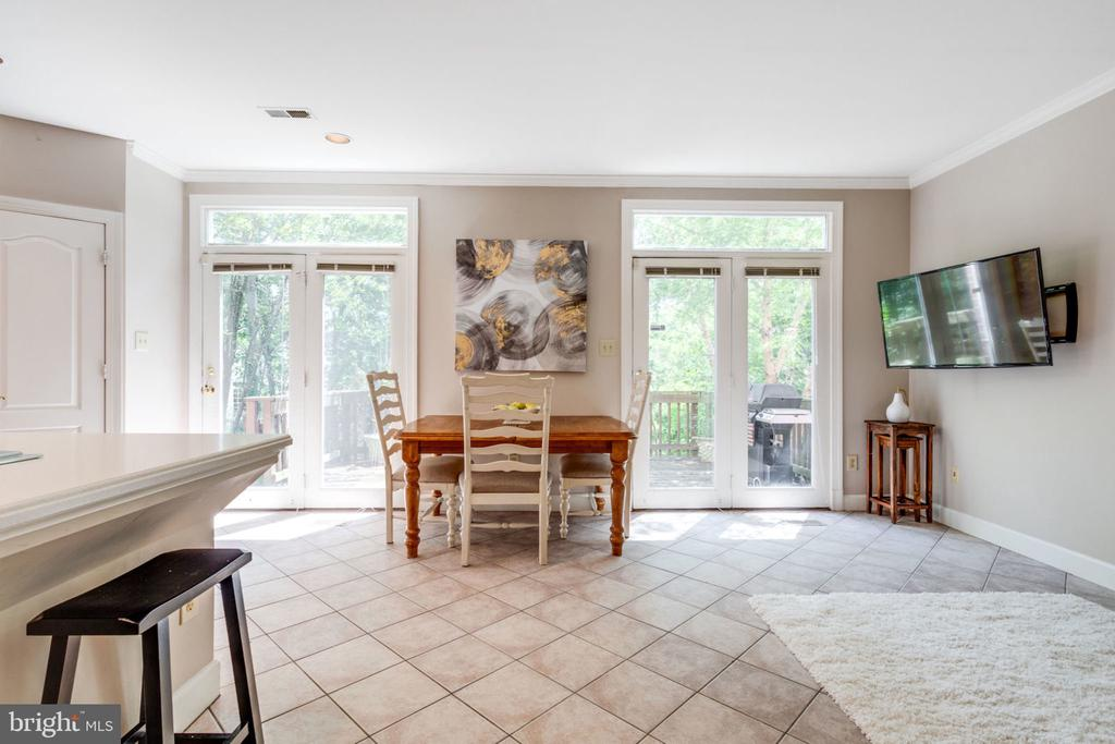 Lots of Light & space - 8178 MADRILLON CT, VIENNA