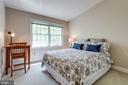 Spacious third bedroom - 8178 MADRILLON CT, VIENNA