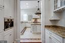 Kitchen - 7020 BENJAMIN ST, MCLEAN