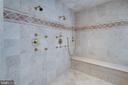 Master Bathroom - 7020 BENJAMIN ST, MCLEAN