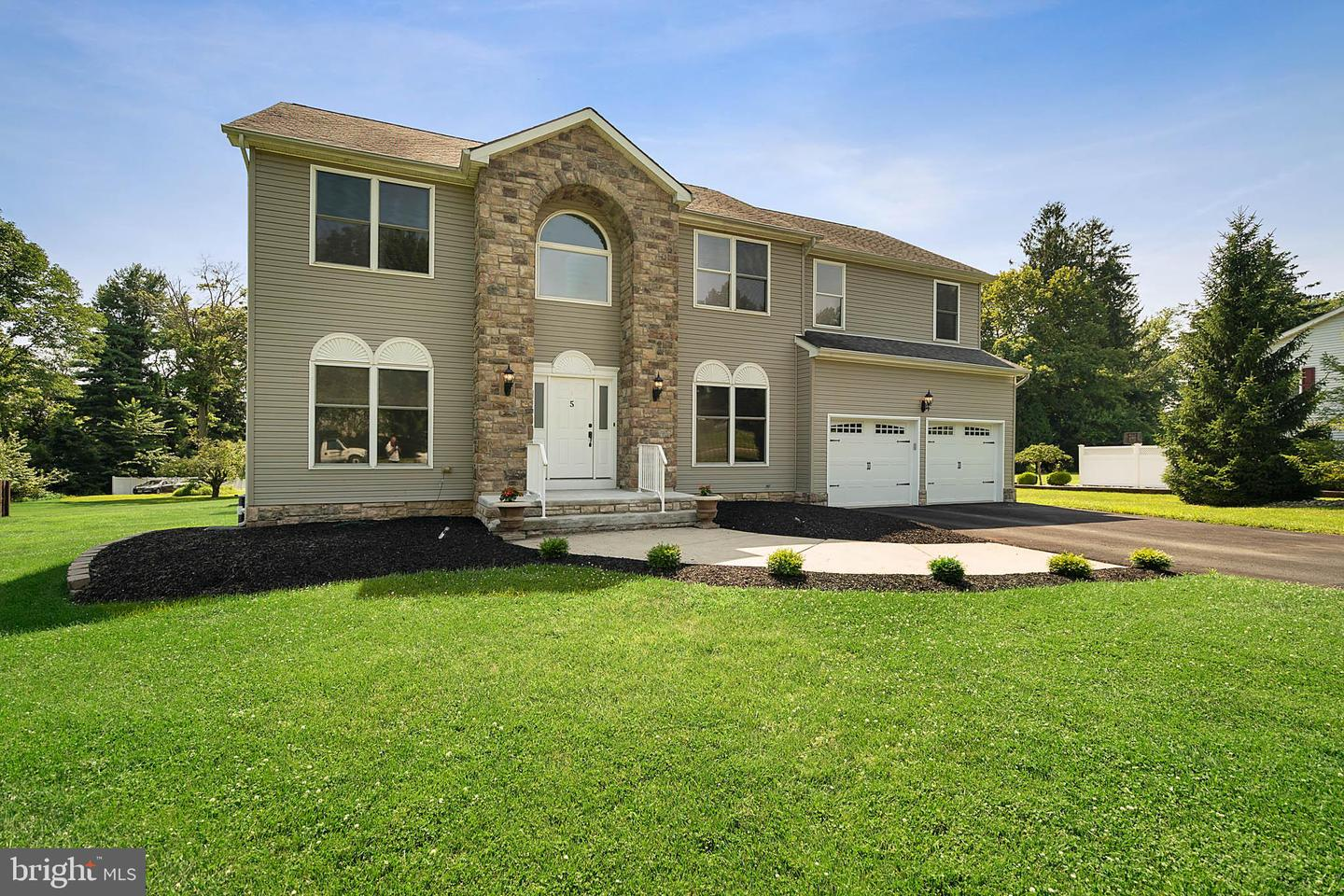 Single Family Homes for Sale at Ewing, New Jersey 08628 United States