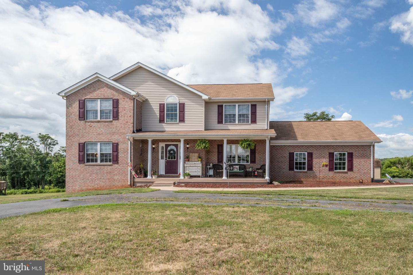 Single Family Homes للـ Sale في Brandy Station, Virginia 22714 United States