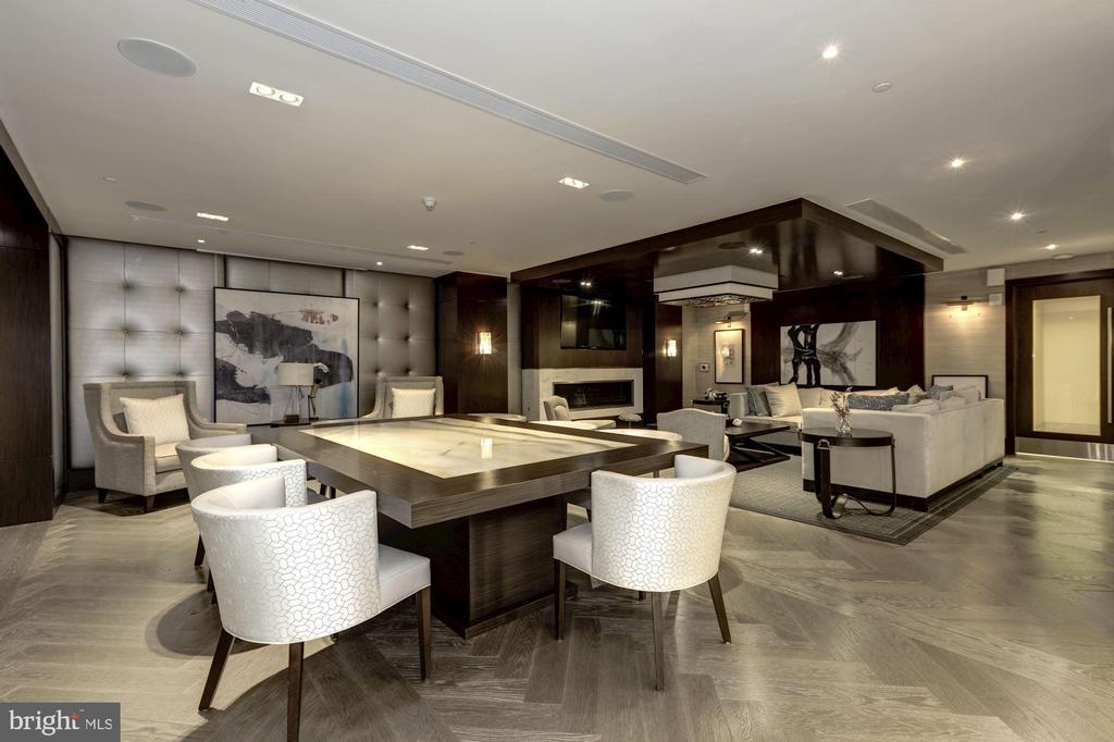 The Onyx Lounge - 4901 HAMPDEN LN #PH-703, BETHESDA