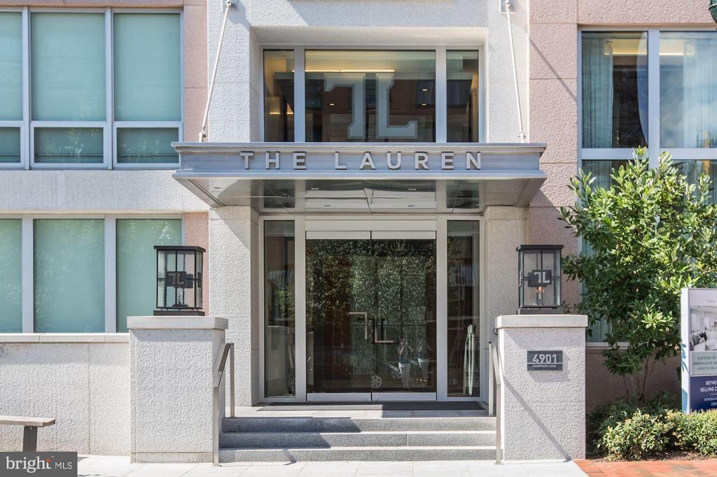 Welcome to The Lauren - 4901 HAMPDEN LN #602, BETHESDA