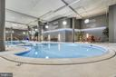 Indoor Pool - 8380 GREENSBORO DR #721, MCLEAN