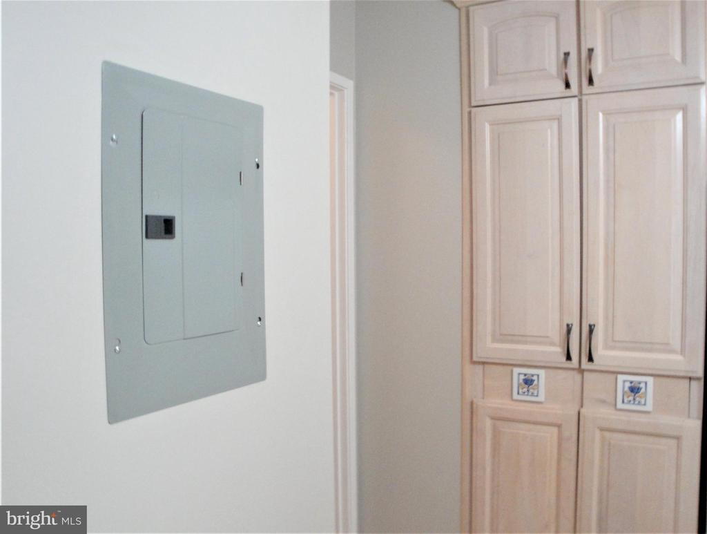 Kitchen - NEW Circuit Breaker - 8380 GREENSBORO DR #721, MCLEAN