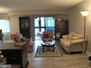 Living Room/  Dining Room / & Sun Room! - 8380 GREENSBORO DR #721, MCLEAN