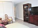 Huge Closet behind Chair/2nd Bedroom - 8380 GREENSBORO DR #721, MCLEAN