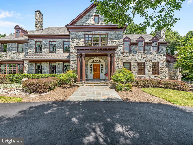 Single Family Homes pour l Vente à Potomac, Maryland 20854 États-Unis