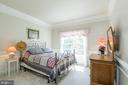 Main Level Bedroom or Study w/Beautiful Mouldings - 8637 CHANGING LEAF TER, BRISTOW