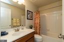 En Suite Bath to Bedroom 5 - 8637 CHANGING LEAF TER, BRISTOW
