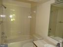 full bath for 4th bedroom - 13426 CAVALIER WOODS DR, CLIFTON