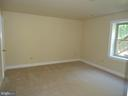 4th bedroom in basement - 13426 CAVALIER WOODS DR, CLIFTON