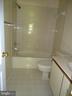 Basement full bathroom - 13426 CAVALIER WOODS DR, CLIFTON