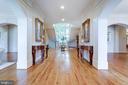 Grand Foyer - 7787 GLENHAVEN CT, MCLEAN