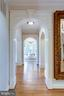 Arched entryway to Sunroom - 7787 GLENHAVEN CT, MCLEAN