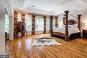 Master Bedroom - 7787 GLENHAVEN CT, MCLEAN