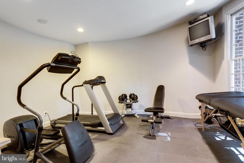 Exercise Room - 7787 GLENHAVEN CT, MCLEAN