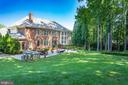 View from Art Studio / Playhouse - 7787 GLENHAVEN CT, MCLEAN