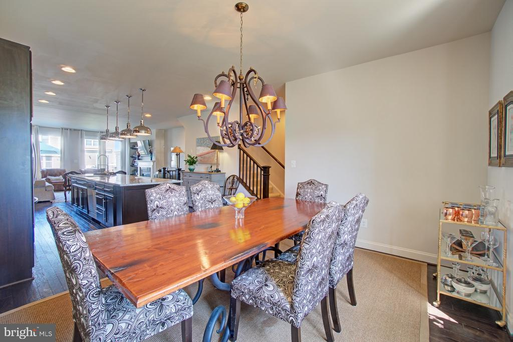 Light, Open, Great for Social Occasions - 42245 BLISS TER, BRAMBLETON