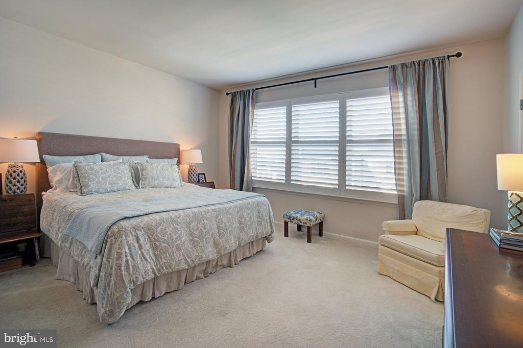 Gorgeous Master Suite with Shutters - 42245 BLISS TER, BRAMBLETON