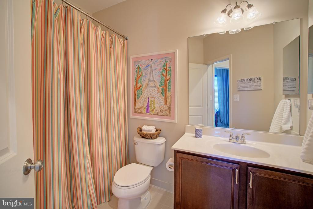 Second Full Bath - 42245 BLISS TER, BRAMBLETON