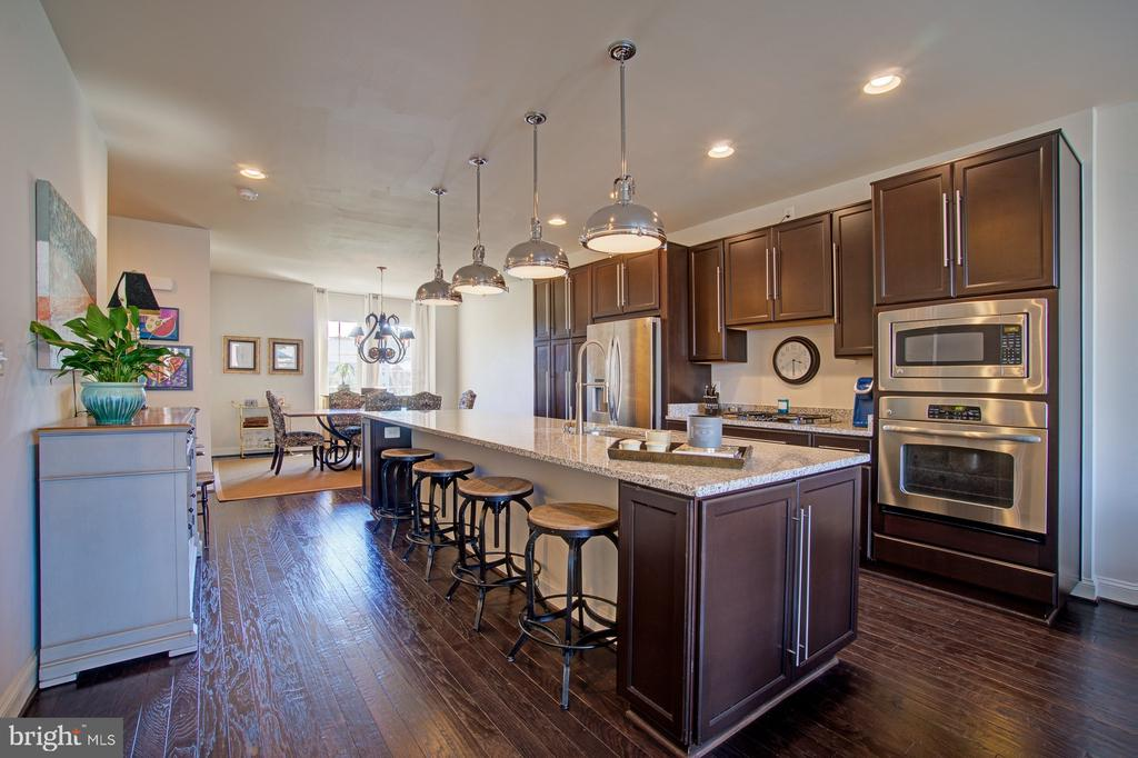 Stunning Gourmet Kitchen - 42245 BLISS TER, BRAMBLETON