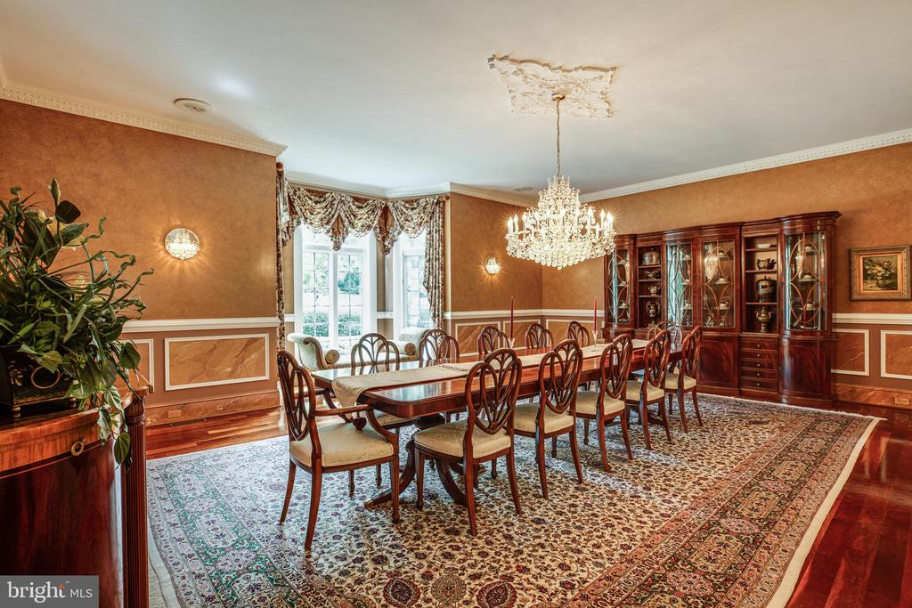 FORMAL DINING ROOM - 11510 BALDY EWELL WAY, SPOTSYLVANIA