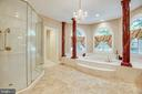 HEATED JACUZZI - 11510 BALDY EWELL WAY, SPOTSYLVANIA