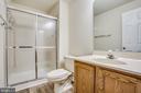 Full Bathroom in Basement - 8 JONQUIL PL, STAFFORD