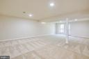 Basement Rec Room - 8 JONQUIL PL, STAFFORD
