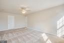 Master Bedroom - 8 JONQUIL PL, STAFFORD