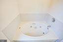 Jetted tub in Master - 8 JONQUIL PL, STAFFORD