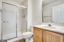 5th Bedroom En-Suite bath - 8 JONQUIL PL, STAFFORD