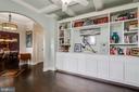 Built-in-Shelves - 838 HARTWOOD RD, FREDERICKSBURG