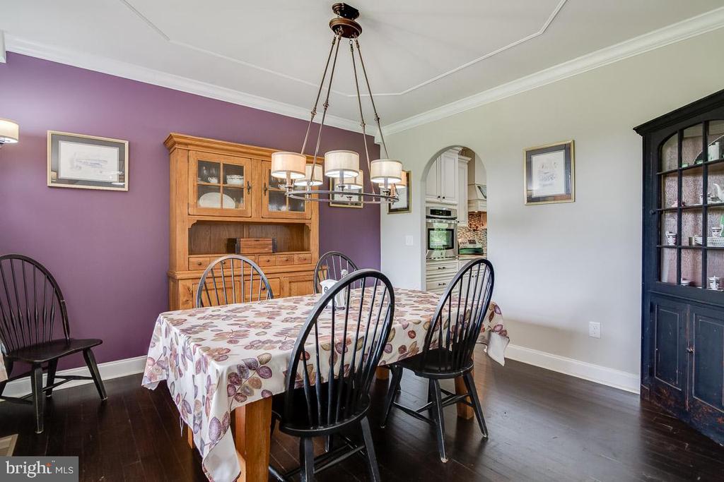 Dining Room - 838 HARTWOOD RD, FREDERICKSBURG
