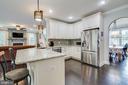 Beautiful Granite Countertops - 838 HARTWOOD RD, FREDERICKSBURG