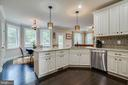 Updated Cabinetry and Lighting - 838 HARTWOOD RD, FREDERICKSBURG