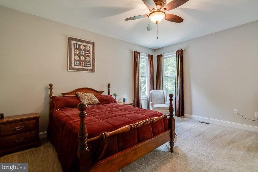 Main Level Bedroom - 838 HARTWOOD RD, FREDERICKSBURG