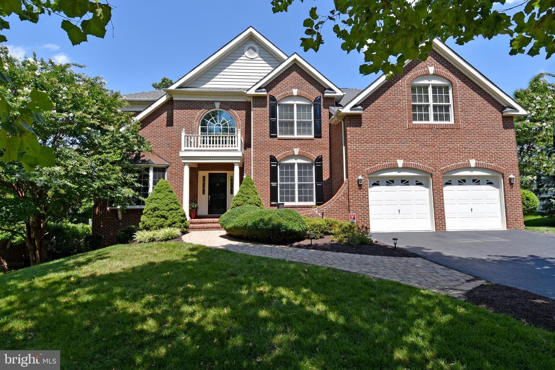 Single Family Homes для того Продажа на Ashburn, Виргиния 20147 Соединенные Штаты