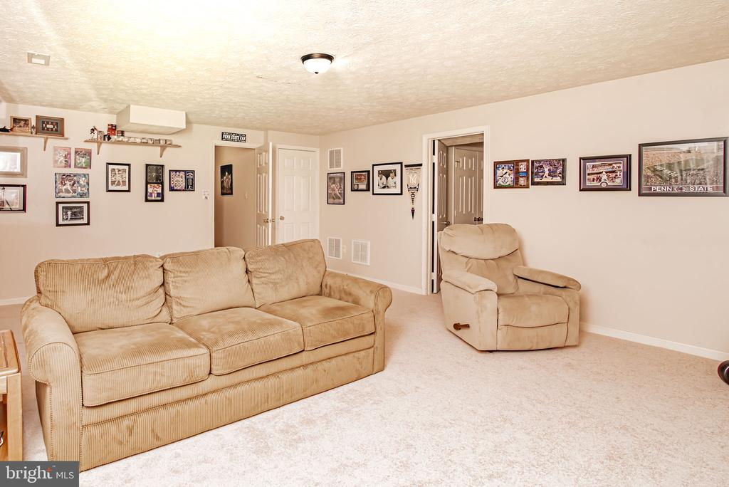 Brand new carpet through entire basement! - 11 CANDLERIDGE CT, STAFFORD