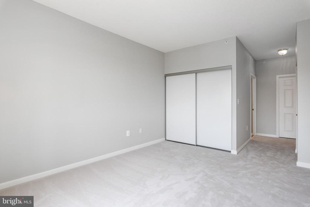 Master bedroom has several closets - 19365 CYPRESS RIDGE TER #715, LEESBURG