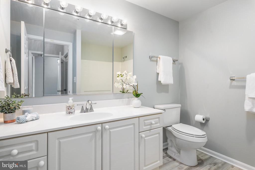 Master Bathroom - 19365 CYPRESS RIDGE TER #715, LEESBURG