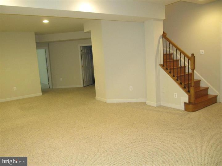 Huge Basement/Rec area - 24907 PINEBROOK RD, CHANTILLY