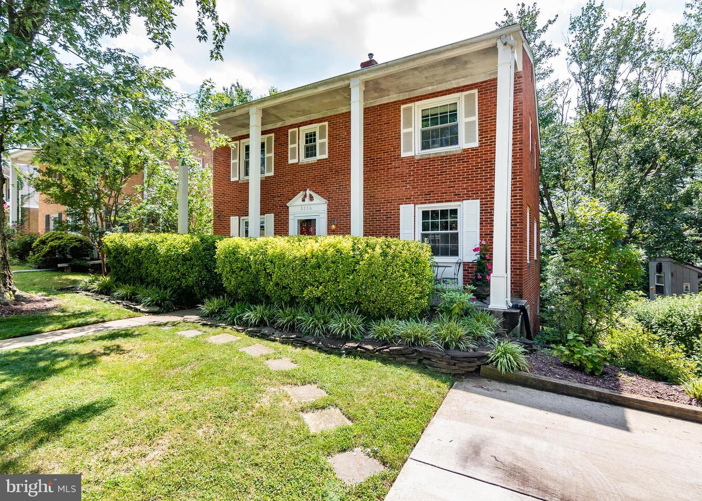 Single Family Homes для того Продажа на Cheverly, Мэриленд 20785 Соединенные Штаты
