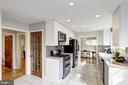 Open Kitchen - 7225 WESTERN AVE NW, WASHINGTON