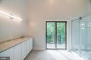 2nd Br bathroom w balcony - 6027 TULIP POPLAR CT, MANASSAS