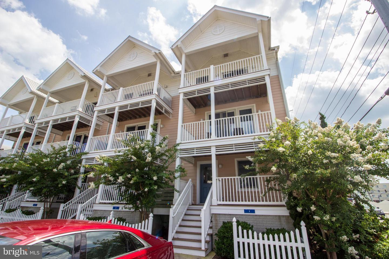 Single Family Homes voor Verkoop op Ocean City, Maryland 21842 Verenigde Staten